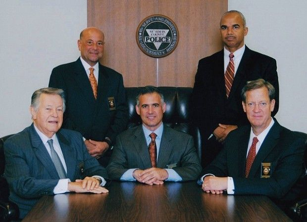 St. Louis County Board of Police Commissioners
