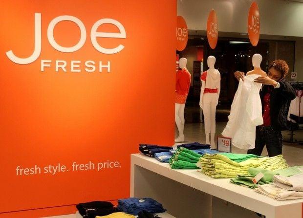 Joe Fresh poised to freshen J.C. Penney image