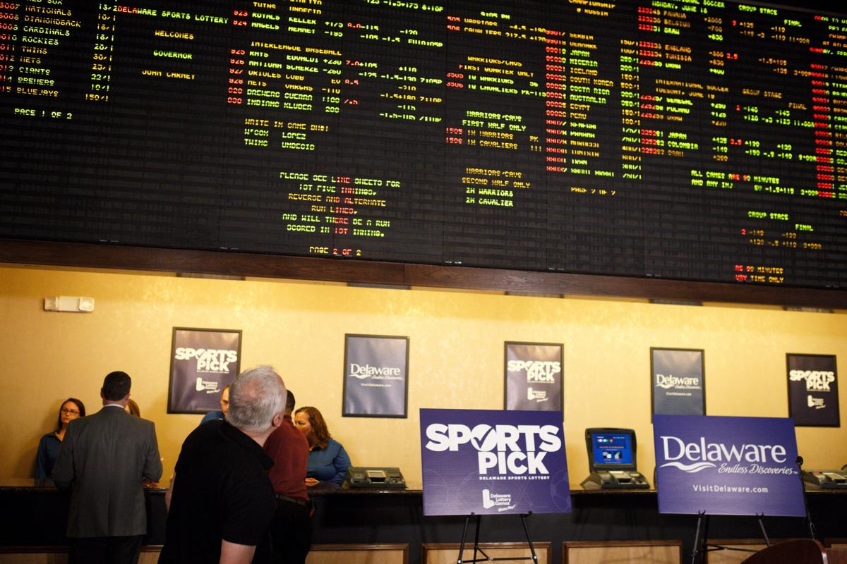 If legalized gambling is the future, our sports are really in trouble