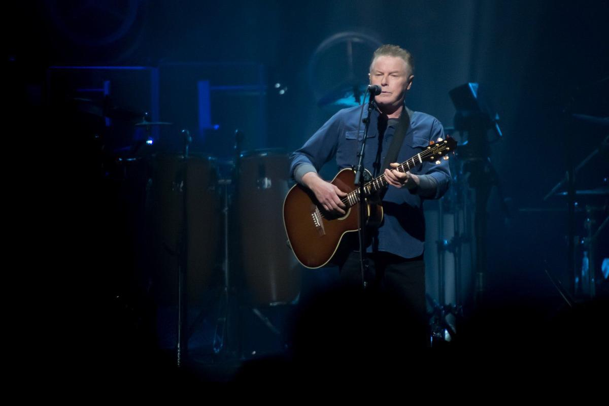 Unbreakable, the Eagles sound better than ever at Scottrade show