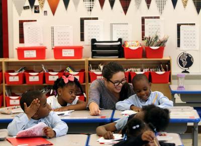 SLPS pursues charter school money