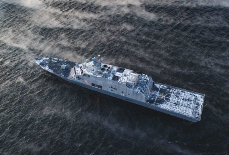 USS St. Louis (LCS-19)