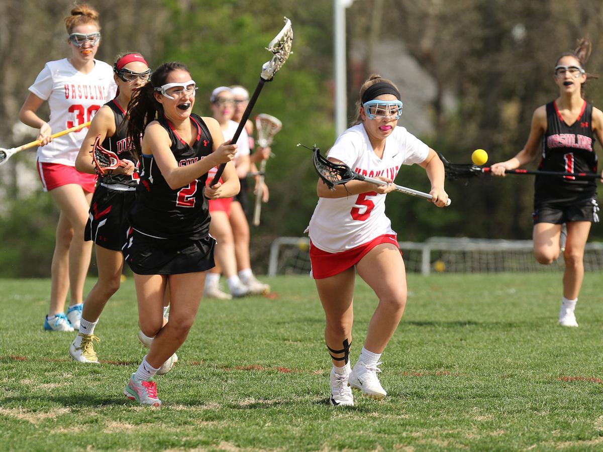 Ursuline vs. Wilmington lacrosse