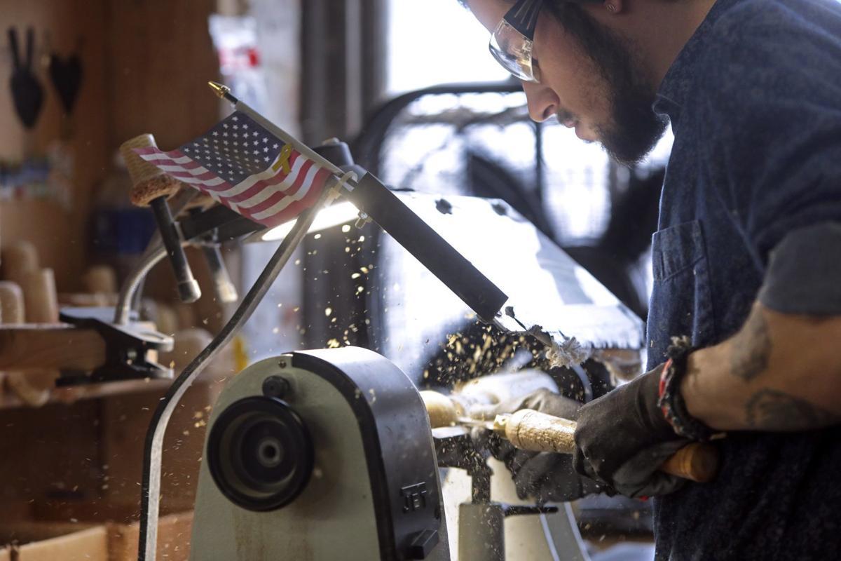 Inside the Missouri Meerschaum corncob pipe factory