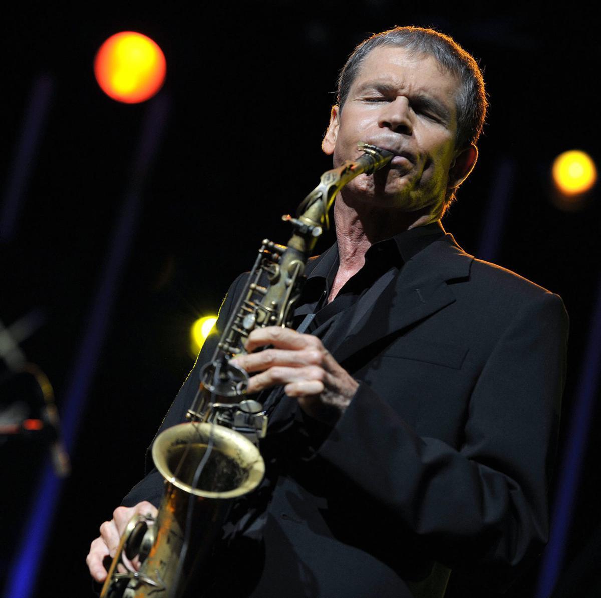 SWITZERLAND MONTREUX JAZZ FESTIVAL DAVID SANBORN