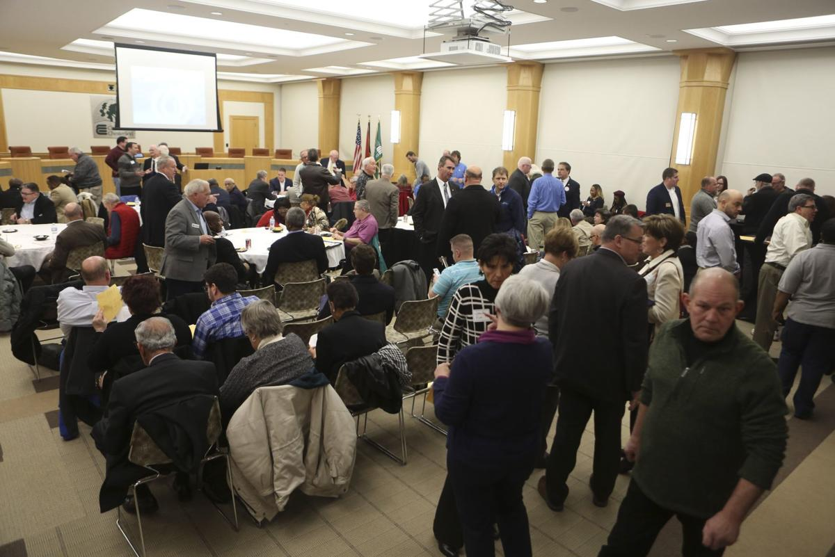 Municipal League Meeting