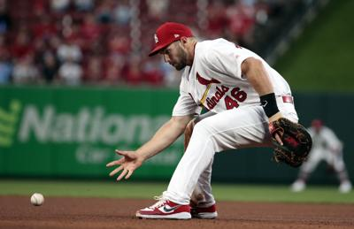 Cardinals open series against Brewers