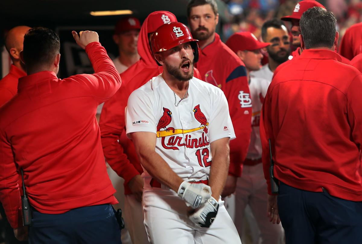 DeJong goes deep, 'Ponce' steps up as Cardinals beat Brewers again