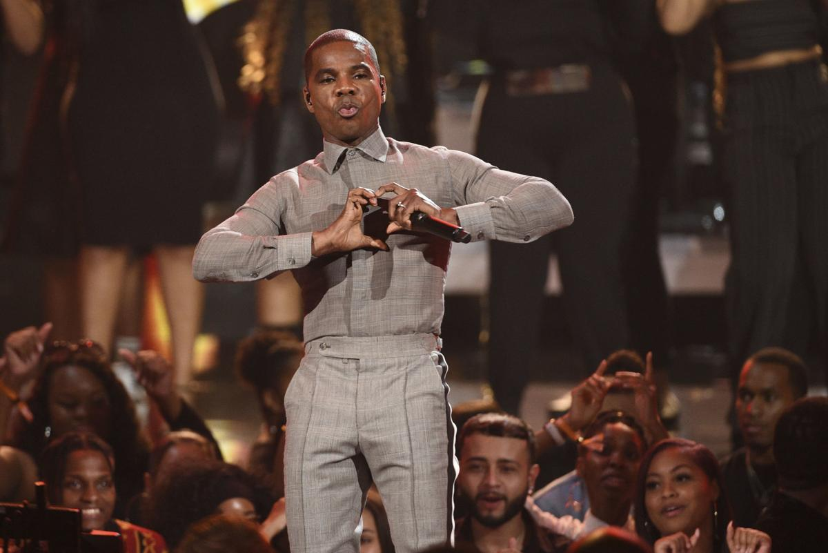 Gospel star Kirk Franklin hopes his upcoming biopic connects with ...