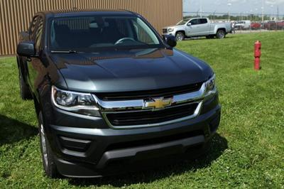 Wentzville Made Colorado Is Motor Trend S Truck Of The Year