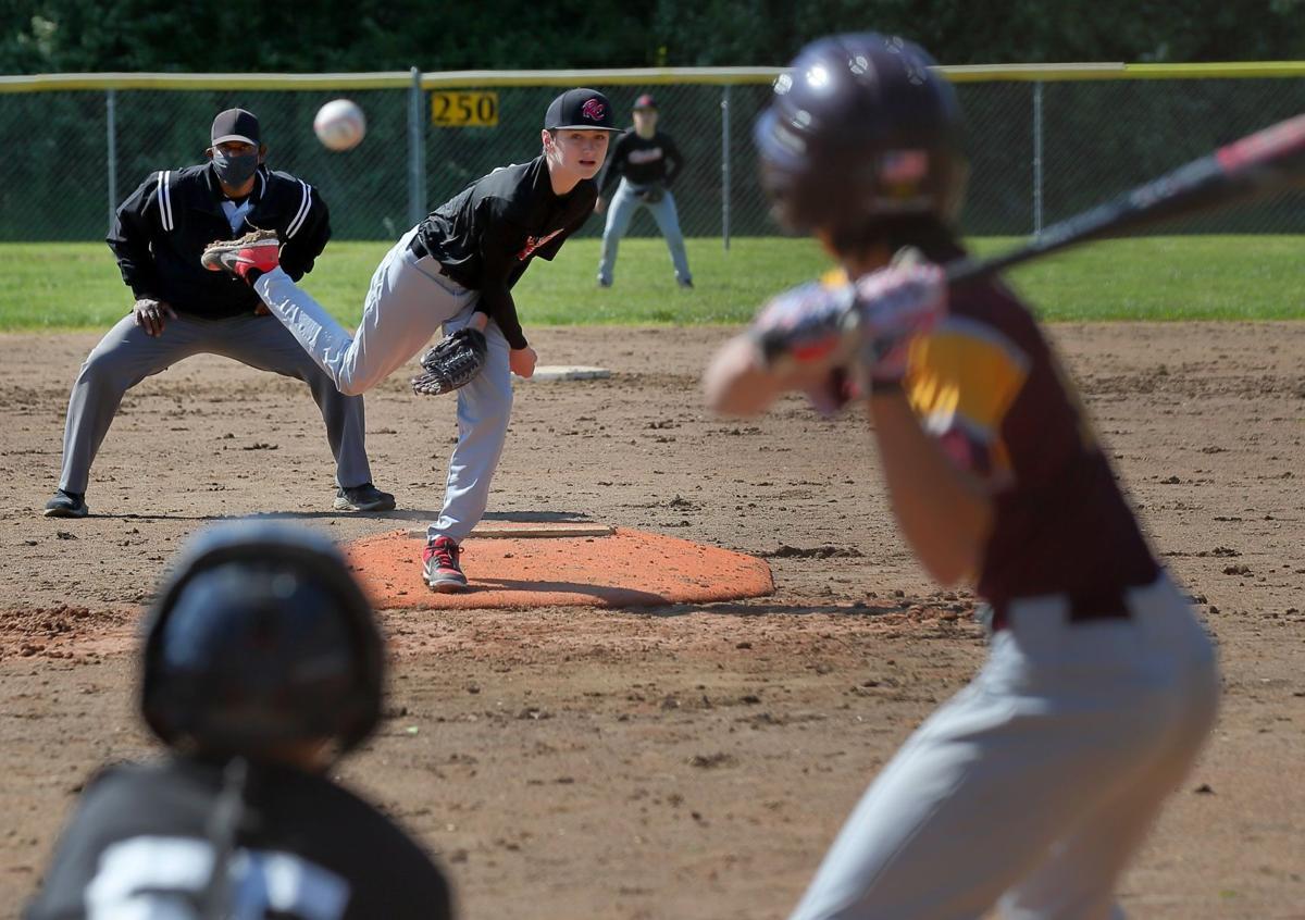 Youth baseball returns to area after coronavirus shutdown