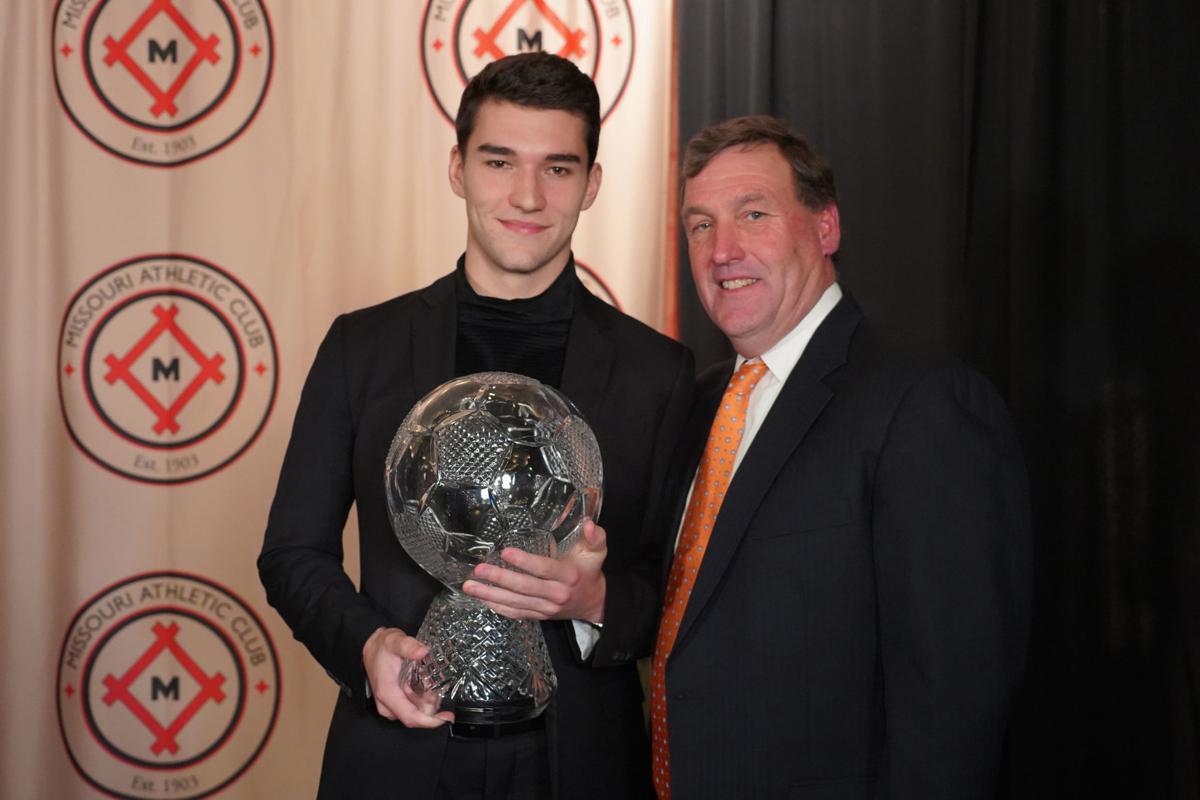 Robbie Robinson with Coach Noonan.jpg