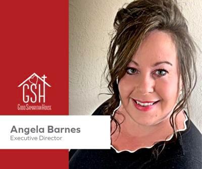 Angela Barnes, M.A., Executive Director, Good Samaritan House