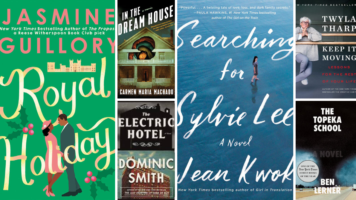 Paperback roundup: Six new releases for various tastes