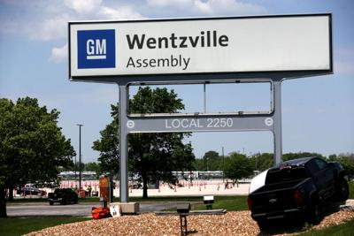 Vaccination clinic at GM Wentzville Assembly Plant