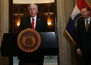 Εφημέριος λεπτομέρειες κοινωνική αποστασιοποίηση παραγγελίες για Missouri