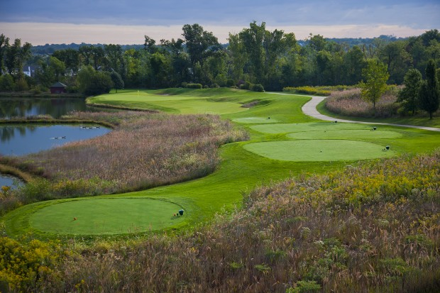 what is a persimmon golf club