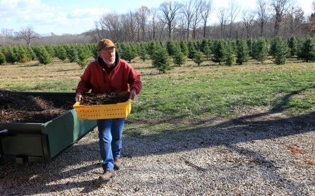 Drough halves pecan crop; prices surge for Holiday season