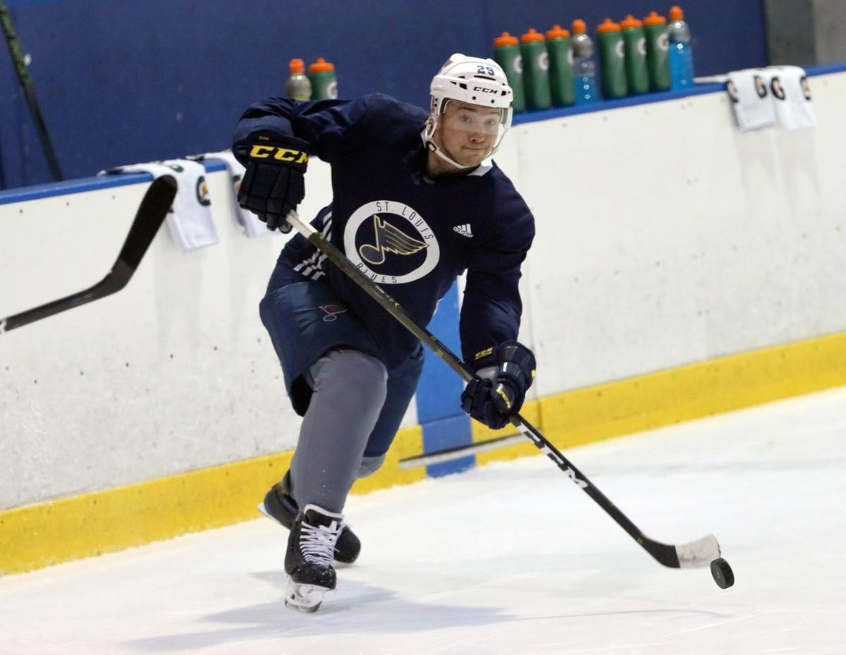 Talent search: With no first-rounder Blues must dig deeper for talent in draft