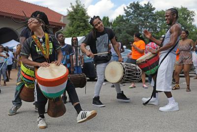 27th Annual St. Louis Africa Arts Festival- Awakening Our Affrican Spirit