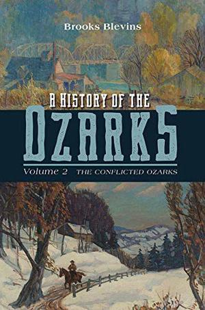 Ozarks' bloody war years covered in second book in trilogy