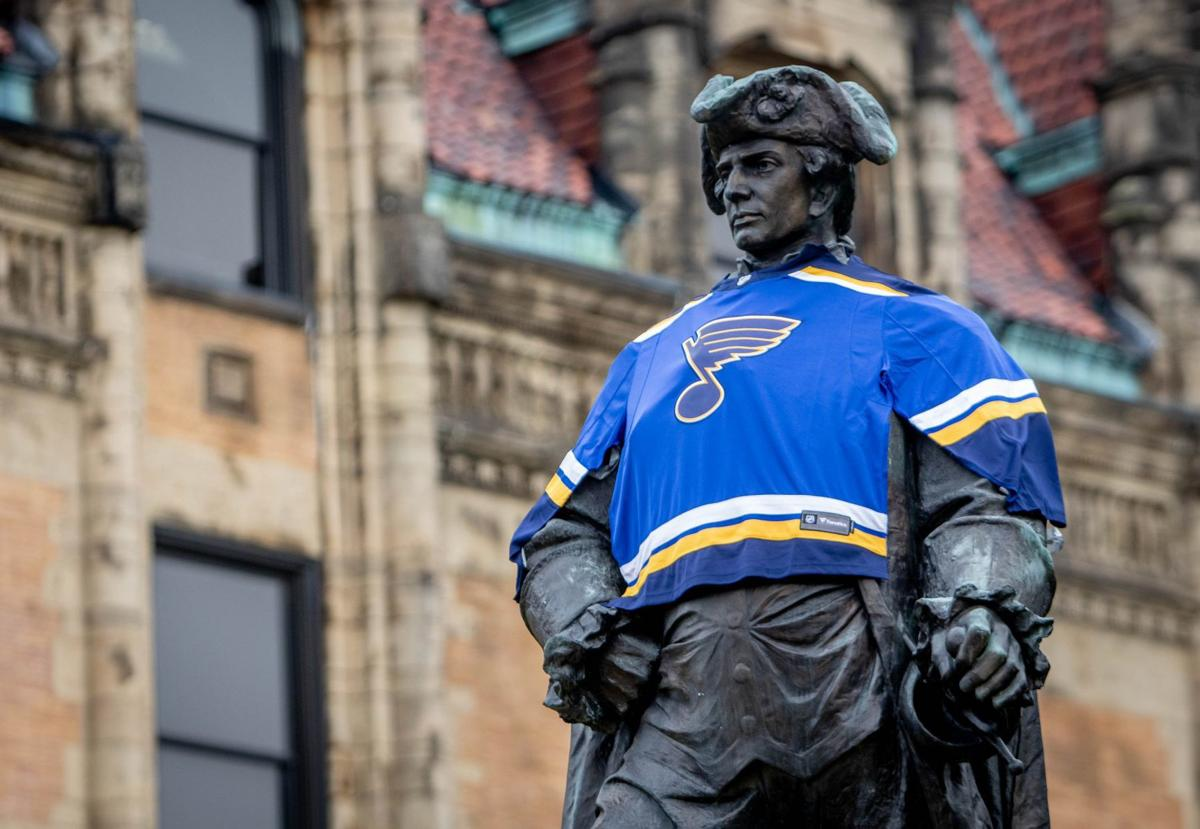 Blues' Stanley Cup pursuit brings old love affair into focus