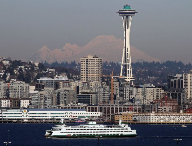Sightseeing In Seattle Here Are 10 Of The City S Top Attractions