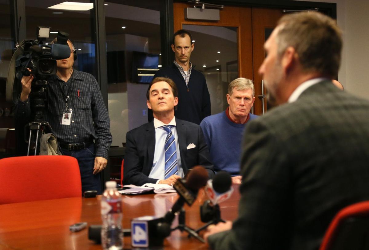 Cardinals GM Mozeliak responds to MLB sanctions