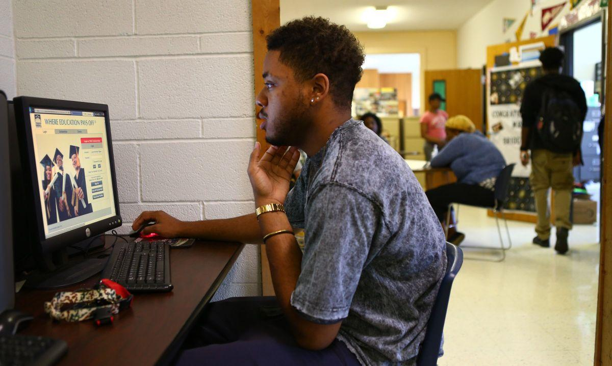 Normandy honors student aims for college