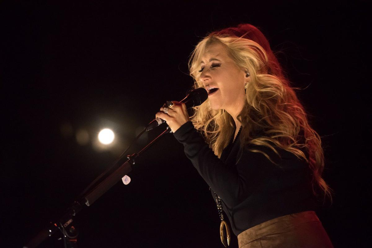 For her latest country album, Lee Ann Womack had to get out of ...