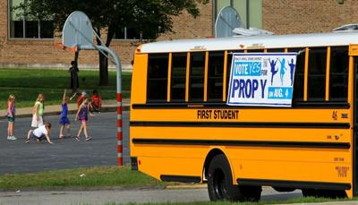 Residents vote on property tax increase for Francis Howell schools