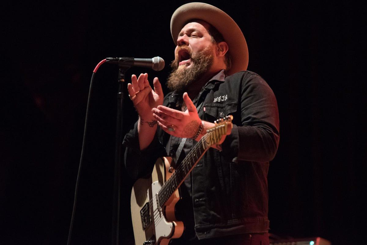 Nathaniel Rateliff and the Night Sweats at the Pageant