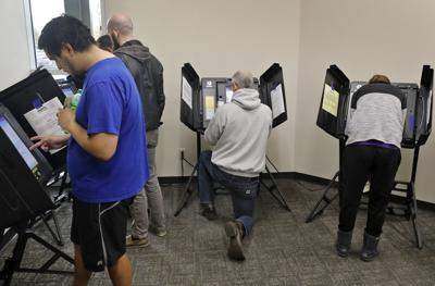 St. Louis County Board of Elections keeping busy
