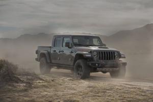 2020 Jeep Gladiator Mojave.