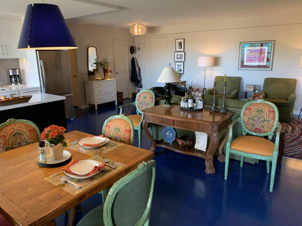 At home with Pinsker-Humphries - dining