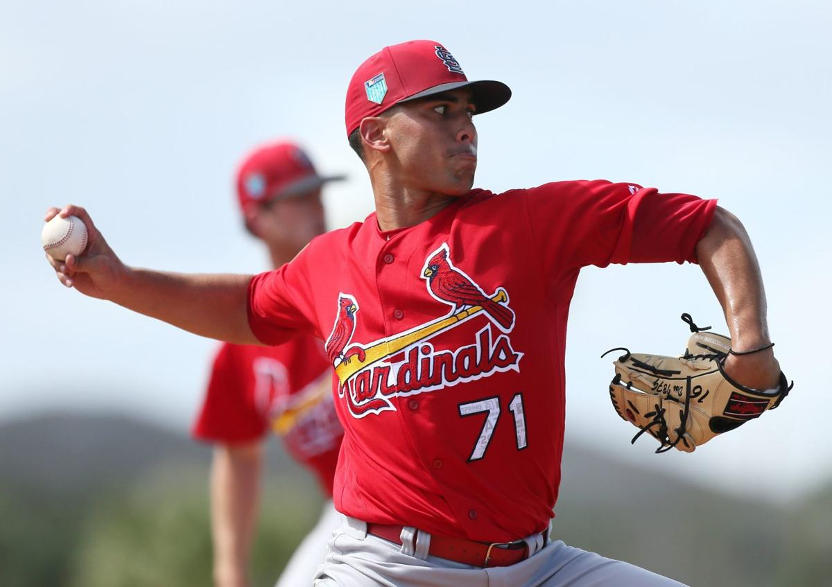 Hard-throwing righthanders Connor Greene, Derian Gonzalez move on from Cardinals