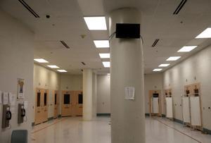 St. Louis Stadt und Landkreis zu release mehr als 140 Häftlinge inmitten virus betrifft