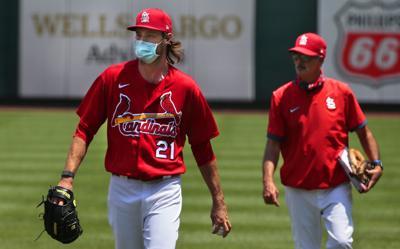 """Cardinals open """"Summer Camp"""""""