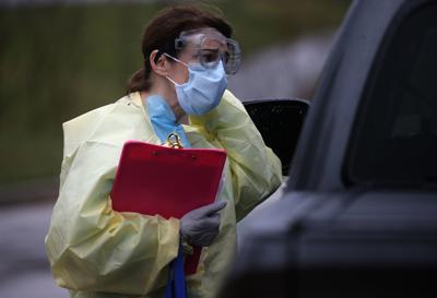 Cronavirus testing in Chesterfield