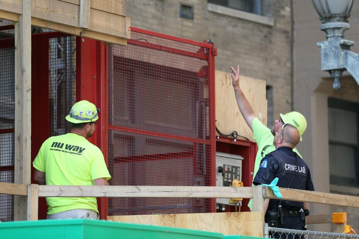 Two workers killed in fall at Washington Ave. hotel construction site
