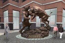 Stifel statue
