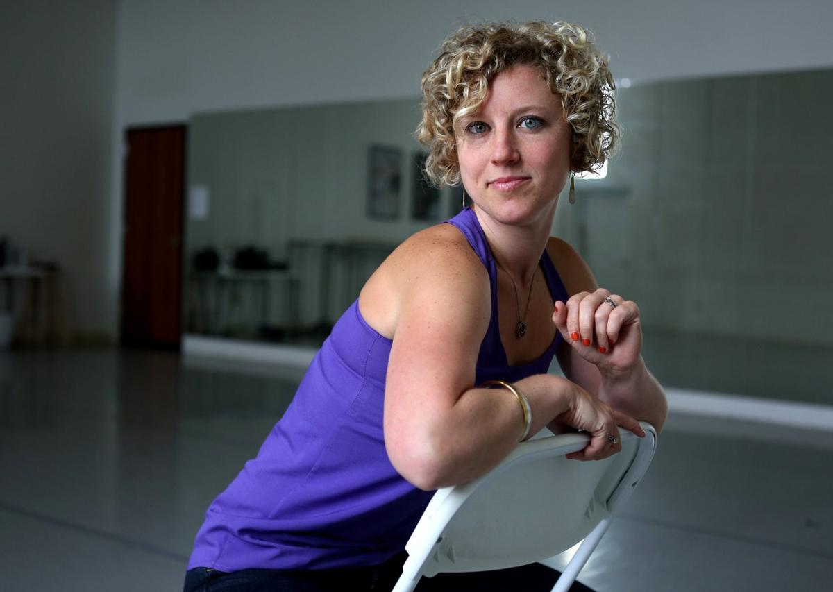 Erin Warner Prange, executive director of The Big Muddy Dance Company