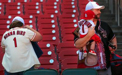 Cardinals face elimination in Game 4 of the NLDS against the Braves