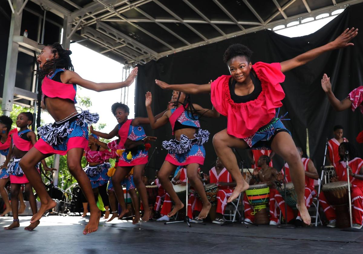 27th Annual St. Louis Africa Arts Festival- Awakening Our African Spirit