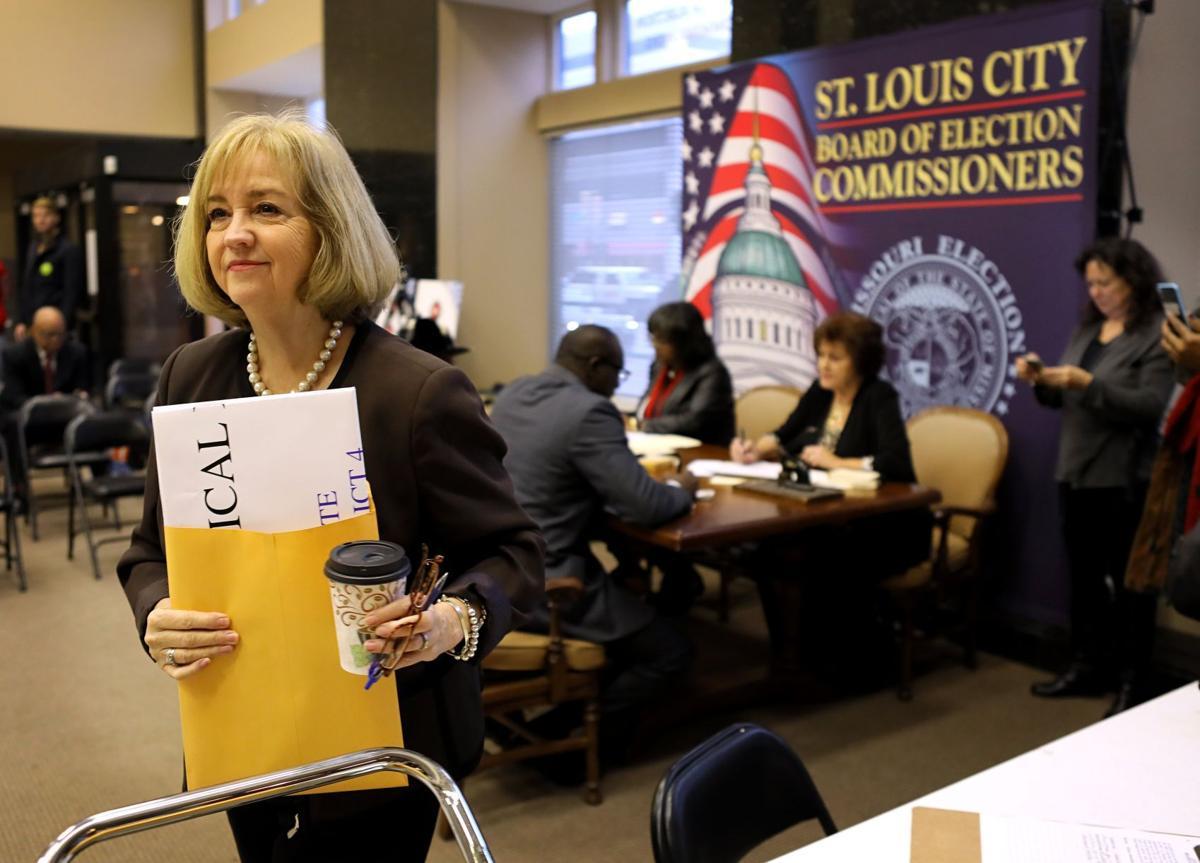 St. Louis police union endorses Lyda Krewson for mayor
