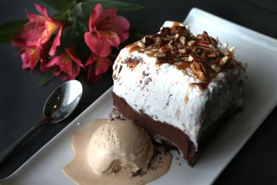 Special Request : Mississippi Mud Pie at Panorama at Saint Louis Art Museum
