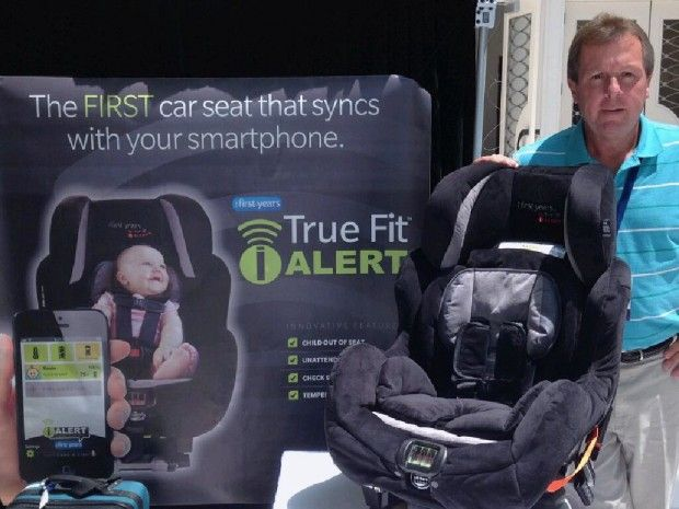 St. Louis inventors offer car-seat monitor to prevent child s ...