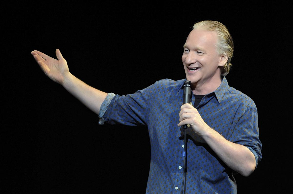"Image result for ""comedian"" Bill Maher"