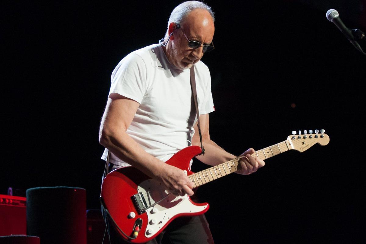 The Who at Scottrade Center