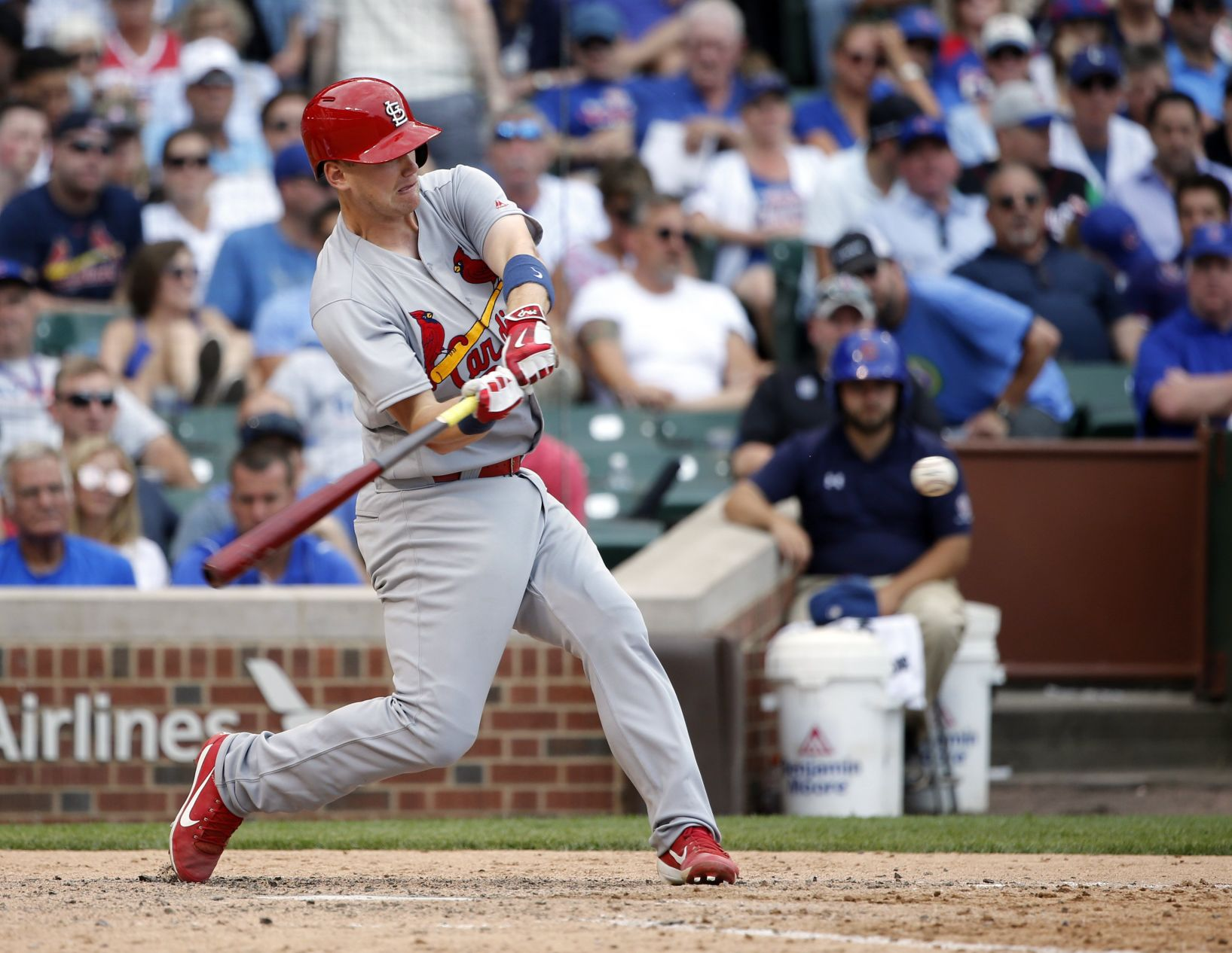 Yadier Molina Called Out Cardinals Manager Mike Matheny on Instagram